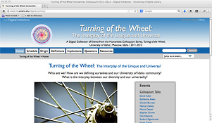 Turning of the Wheel website